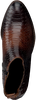 Braune NOTRE-V Stiefeletten 577 002FY  - small