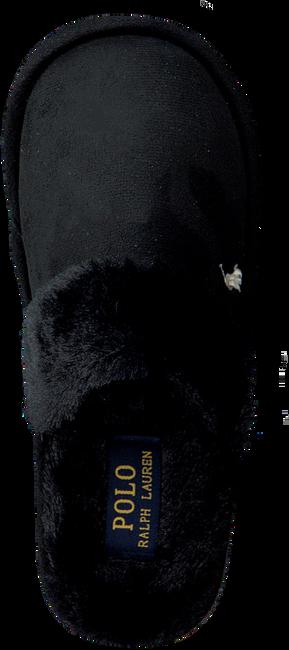 Schwarze POLO RALPH LAUREN Hausschuhe SUMMIT SCUFF II  - large