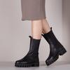 Schwarze OMODA Chelsea Boots CARTEL 20  - small