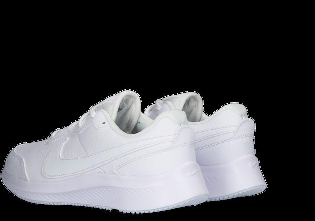 Weiße NIKE Sneaker low VARSITY LEATHER (GS)  - large