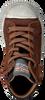Cognacfarbene DEVELAB Sneaker high 41609  - small