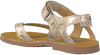 Goldfarbene KOEL4KIDS Sandalen K0601  - small