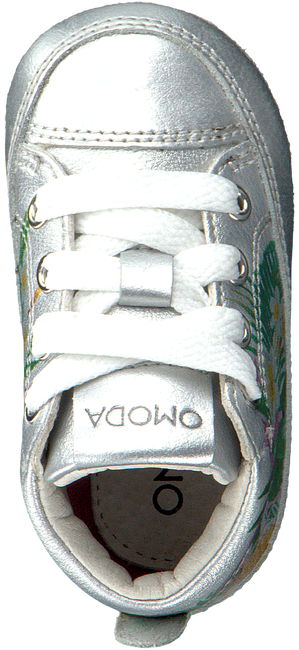 Silberne OMODA Babyschuhe OM119106  - large