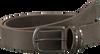 Braune PETROL Gürtel 30887 - small
