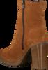 Cognacfarbene VERTON Stiefeletten 668010  - small