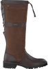 Braune DUBARRY Langschaftstiefel GLANMIRE - small