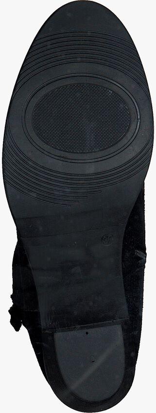 Schwarze OMODA Stiefeletten 8366  - larger