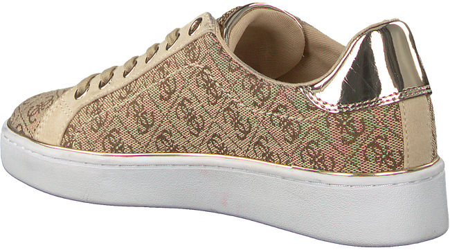 Braune GUESS Sneaker BECKIE  - large