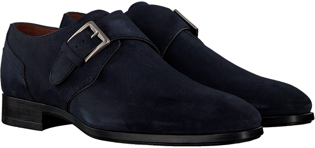 Blaue GREVE Business Schuhe RIBOLLA 1444  - large