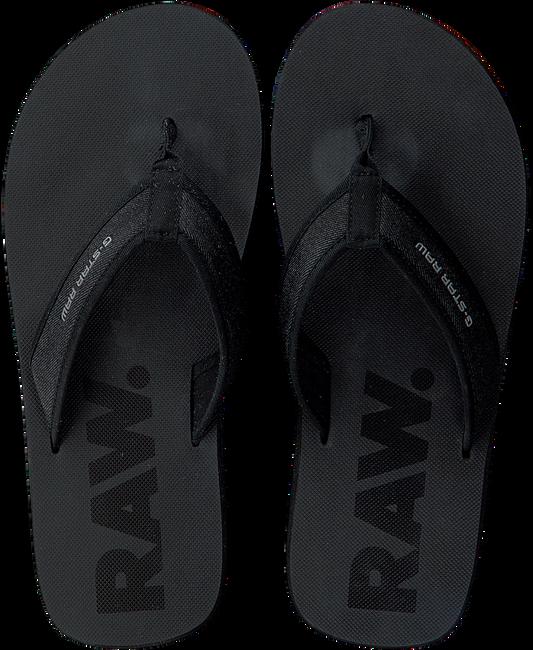 Schwarze G-STAR RAW Pantolette LOAQ  - large