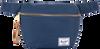 Blaue HERSCHEL Gürteltasche FIFTEEN - small