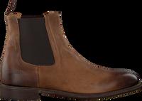 Cognacfarbene MAZZELTOV Chelsea Boots 3705  - medium