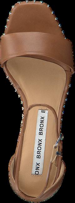 Cognacfarbene BRONX Sandalen BSALVEAX  - large