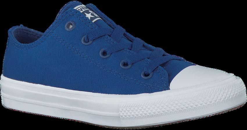 Blaue CONVERSE Sneaker CTAS II OX - larger