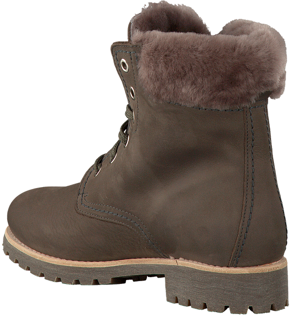Graue PANAMA JACK Ankle Boots PANAMA 03 IGLOO - large