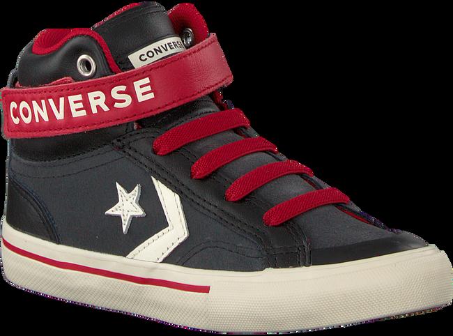Graue CONVERSE Sneaker PRO BLAZE STRAP HI KIDS - large