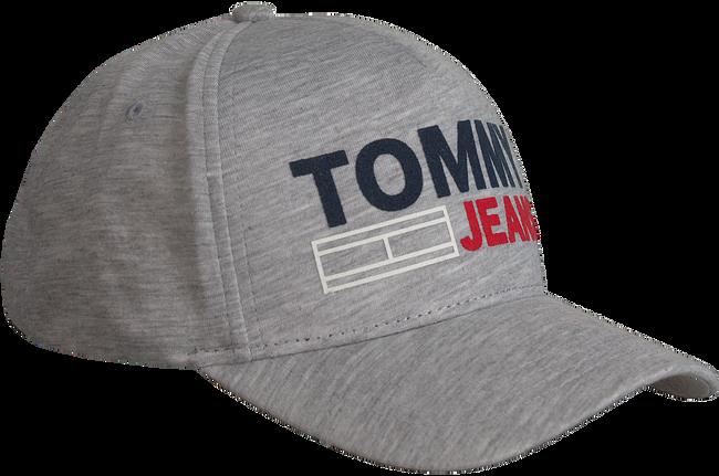 Graue TOMMY HILFIGER Kappe TJU FLOCK CAP  - large