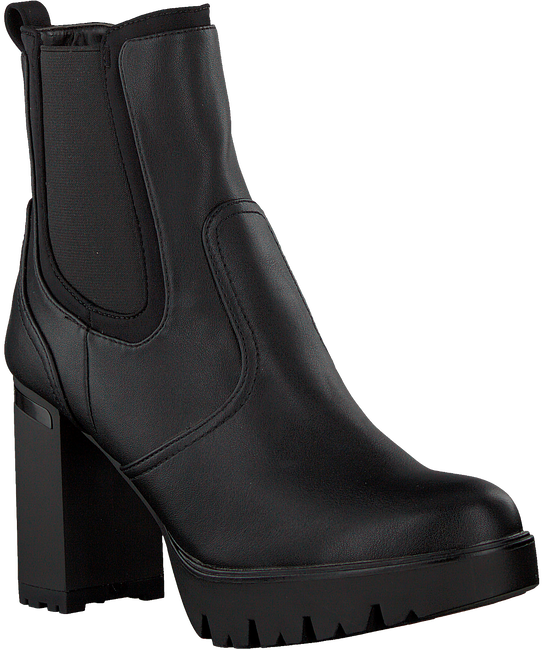 Schwarze GUESS Chelsea Boots SABINA  - large