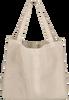 Weiße STUDIO NOOS Shopper RIB MOM-BAG  - small