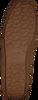 Cognacfarbene WARMBAT Hausschuhe EARLWOOD  - small