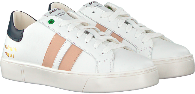 Weiße WOMSH Sneaker low KINGSTON  - large