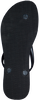 Schwarze HAVAIANAS Zehentrenner SLIM CRYSTAL GLAMOUR - small