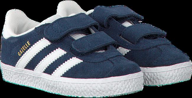 Blaue ADIDAS Sneaker GAZELLE CF I - large