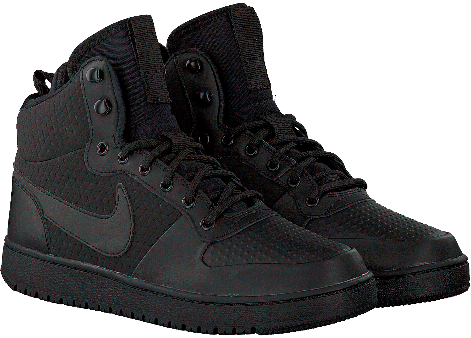 Nike Nike Schuhe Court Borough Mid Winter braun Herren