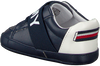 Blaue TOMMY HILFIGER Babyschuhe LACE UP SHOE  - small
