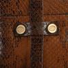 Cognacfarbene FRED DE LA BRETONIERE Federmäppchen LONNEKE ETUI  - small