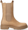 Camelfarbene NOTRE-V Chelsea Boots 753090  - small