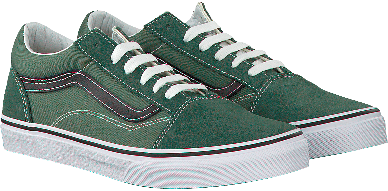 Grüne VANS Sneaker UY OLD SKOOL KIDS | Omoda