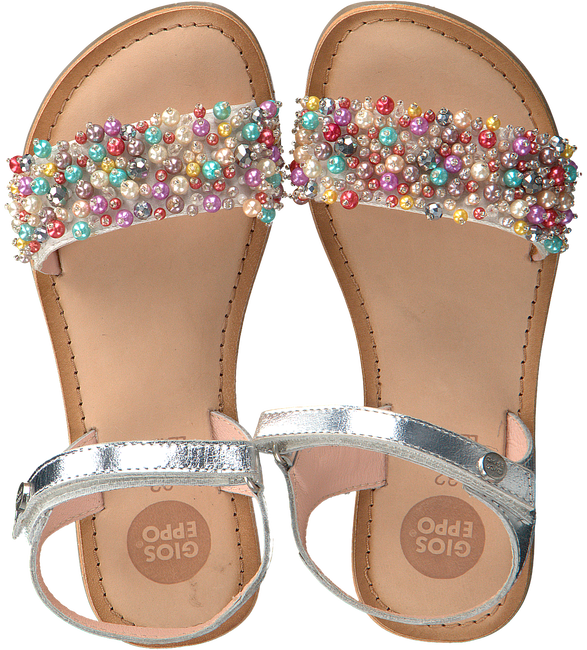 GIOSEPPO Chaussure 43892 en argent  - large
