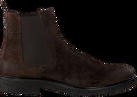 Cognacfarbene GOOSECRAFT Chelsea Boots SATURNIA  - medium