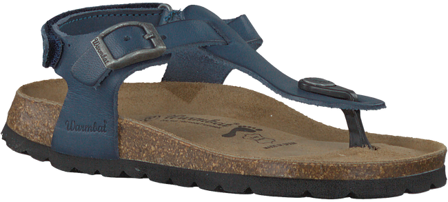 Blaue WARMBAT Sandalen 081526 - large