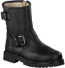 Schwarze TON & TON Ankle Boots 292181  - small