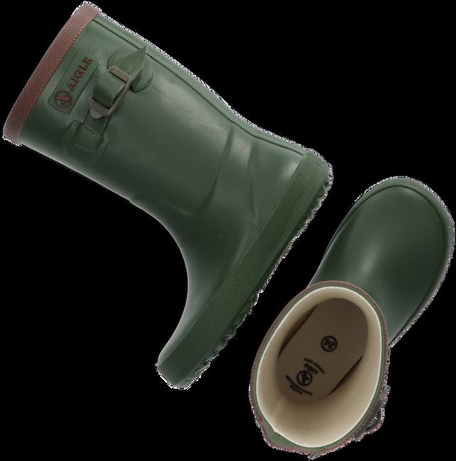 Grüne AIGLE Gummistiefel PERDRIX  - large