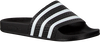 Schwarze ADIDAS Pantolette ADILETTE DAMES  - small