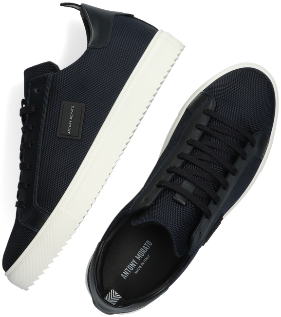 Blaue ANTONY MORATO Sneaker low MMFW01393  - large