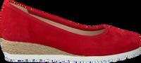 Rote GABOR Slipper 641 - medium