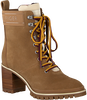 Taupe TOMMY HILFIGER Schnürboots SPORTY OUTDOOR MID HEEL LACE U  - small