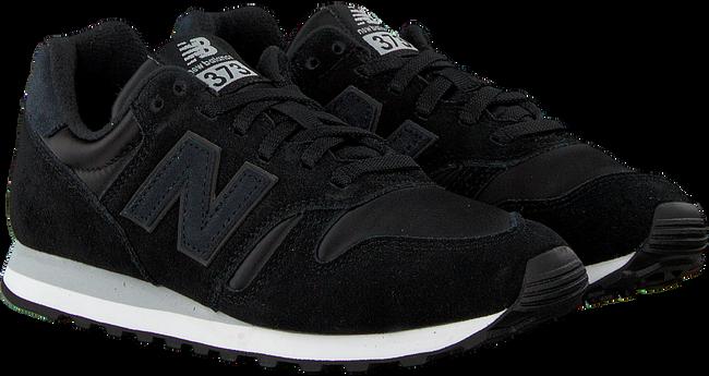 Schwarze NEW BALANCE Sneaker WL373 DAMES - large