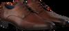 Cognacfarbene OMODA Business Schuhe 36609 - small