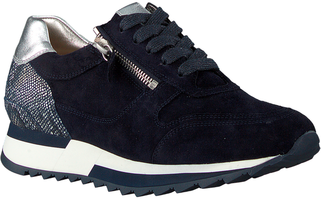 Blaue HASSIA Sneaker MADRID  - large