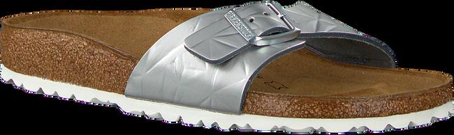 BIRKENSTOCK PAPILLIO Chaussure MADRID SPECTRAL en argent  - large