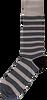 Graue EFFIO Socken OUTLINE - small