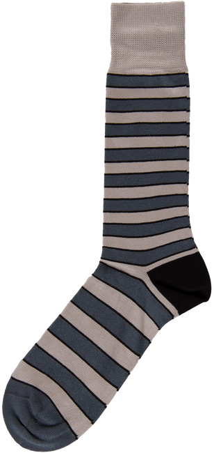 Graue EFFIO Socken OUTLINE - large