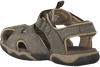 Taupe TIMBERLAND Sandalen OAK BLUFFS LEATHER FISHERMAN - small