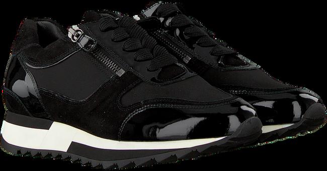 Schwarze HASSIA Sneaker MADRID  - large