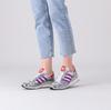 Graue ADIDAS Sneaker low ZX 500 W  - small